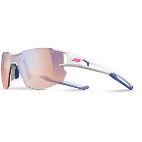 Julbo Aerolite Zebra Light Sunglasses Women white/blue